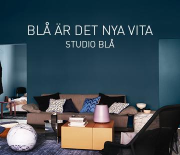 FHG Pluggar Studio Blå