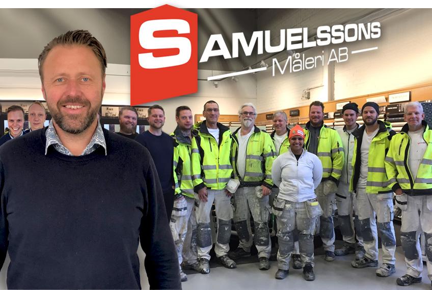 Samuelssons Måleri