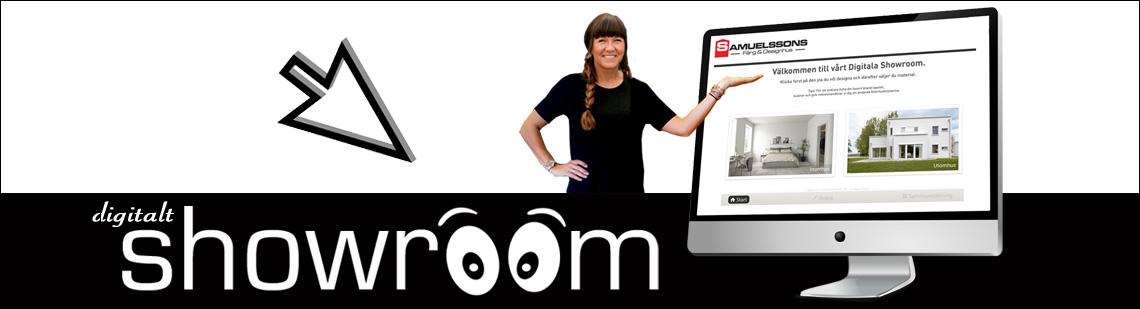 Digitalt Showroom